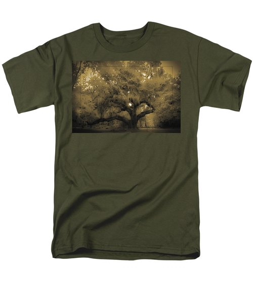 Centurion Oak Men's T-Shirt  (Regular Fit) by DigiArt Diaries by Vicky B Fuller