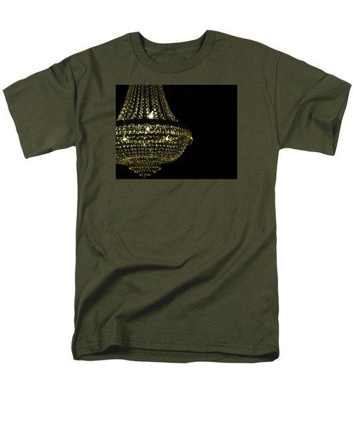 Chandelier Art Men's T-Shirt  (Regular Fit) by JAMART Photography