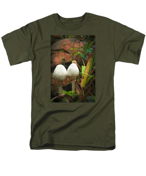 Men's T-Shirt  (Regular Fit) featuring the photograph Charming Duo by Carlee Ojeda