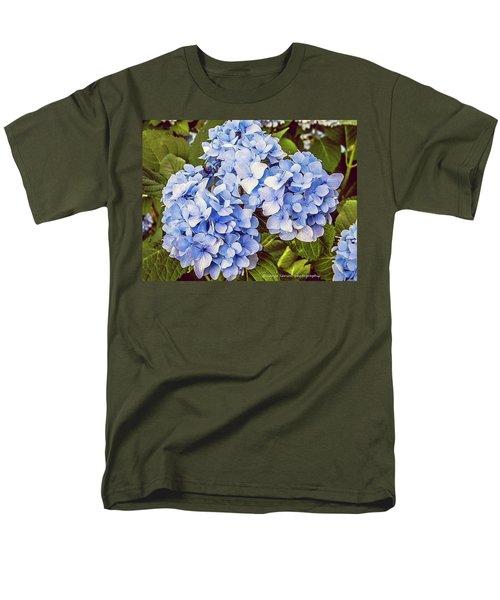 Chase Away The Blues Men's T-Shirt  (Regular Fit) by Nance Larson