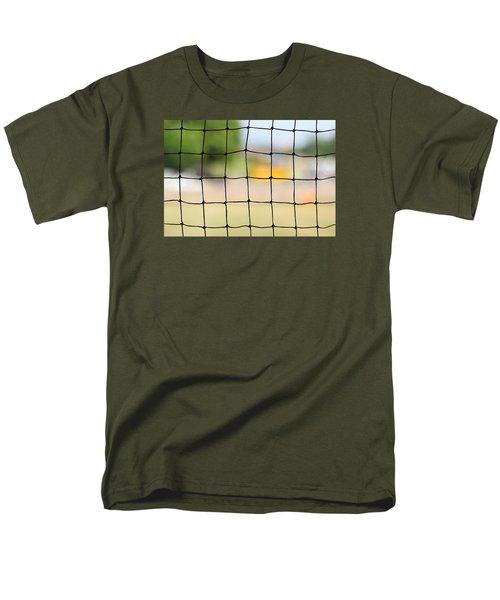 Chequered Present Bleak Future Men's T-Shirt  (Regular Fit) by Prakash Ghai