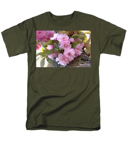 Cherry Blossoms Nbr2 Men's T-Shirt  (Regular Fit) by Scott Cameron