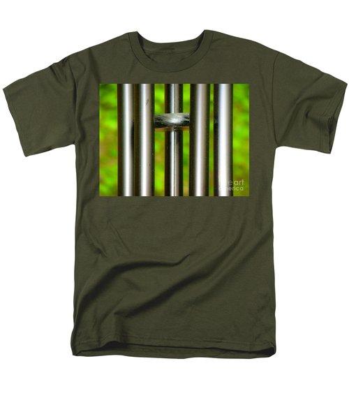 Chiming In Men's T-Shirt  (Regular Fit) by Rand Herron