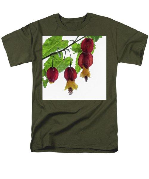 Chinese Lantern 4 Men's T-Shirt  (Regular Fit) by Shirley Mitchell