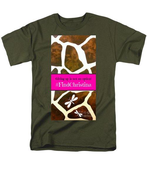 Christina Morris 001 Men's T-Shirt  (Regular Fit) by Robert ONeil