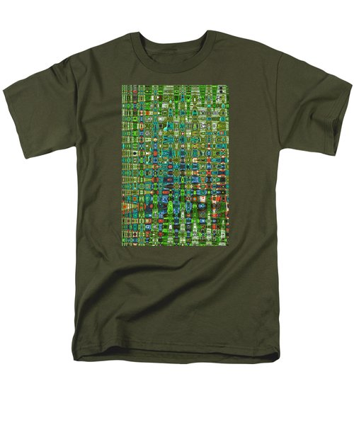 Men's T-Shirt  (Regular Fit) featuring the photograph Chromosome 22 by Diane E Berry