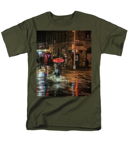 City Colors Men's T-Shirt  (Regular Fit) by Jeffrey Friedkin