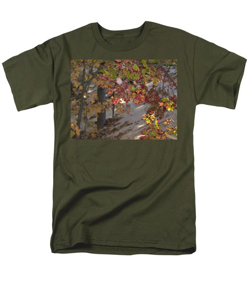 Color In The Dunes Men's T-Shirt  (Regular Fit) by Tara Lynn