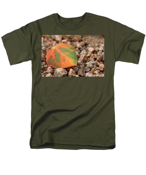 Colorado Fall Colors Men's T-Shirt  (Regular Fit) by Christin Brodie