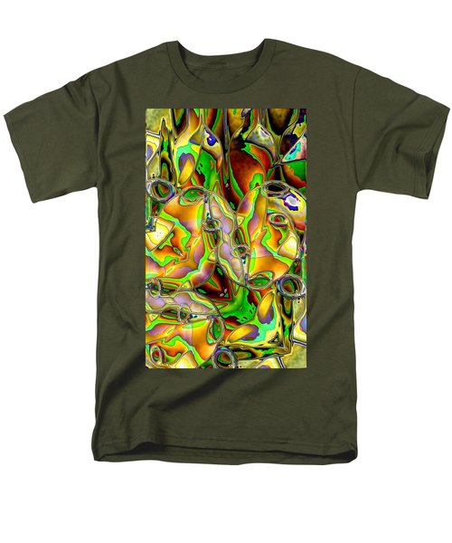 Colored Film Men's T-Shirt  (Regular Fit) by Ron Bissett