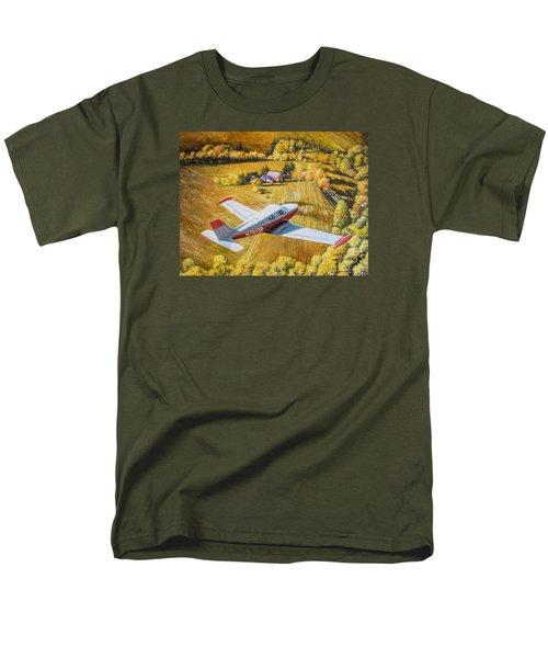 Comanche Men's T-Shirt  (Regular Fit) by Douglas Castleman