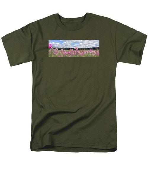 Country Roads Men's T-Shirt  (Regular Fit) by LeeAnn Kendall