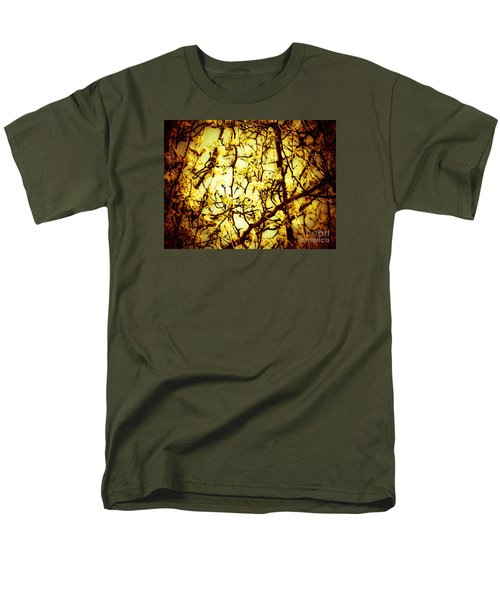 Men's T-Shirt  (Regular Fit) featuring the photograph Crip L by Robin Coaker