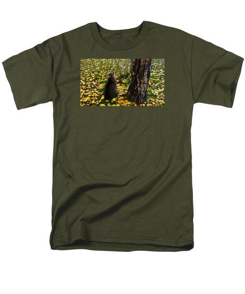 Curious  Men's T-Shirt  (Regular Fit)