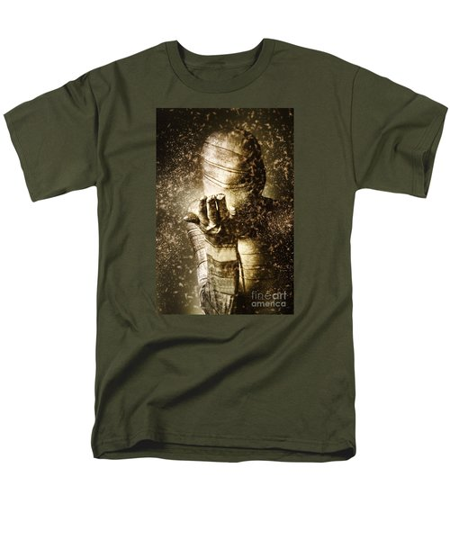 Curse Of The Mummy Men's T-Shirt  (Regular Fit) by Jorgo Photography - Wall Art Gallery