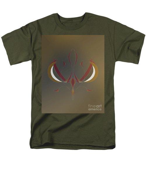Da Vinci Spider Men's T-Shirt  (Regular Fit) by Alycia Christine