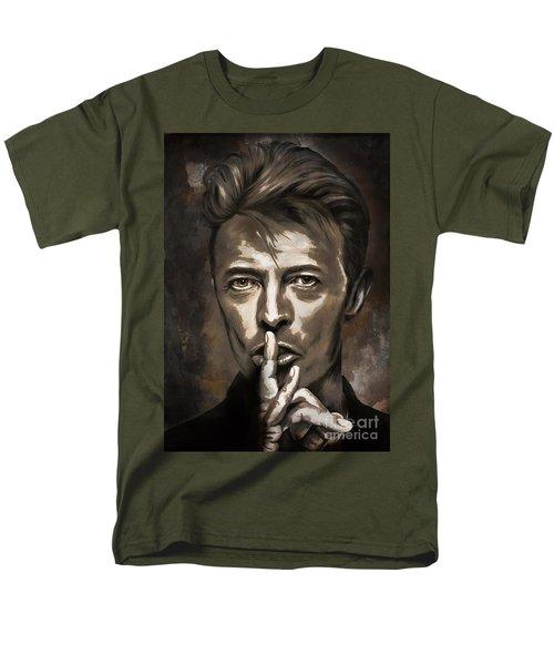David Men's T-Shirt  (Regular Fit) by Andrzej Szczerski