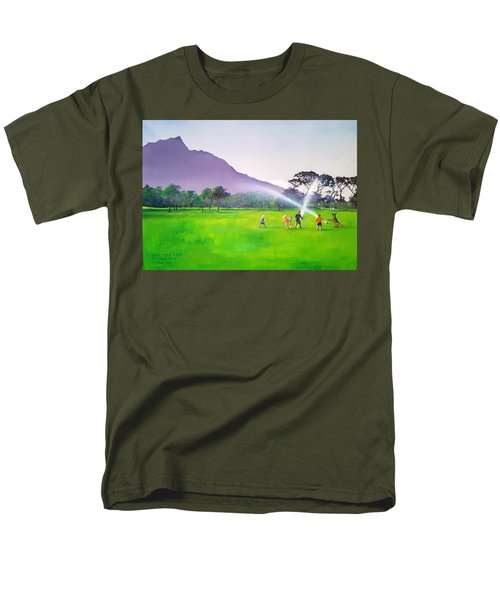 Days Like This Men's T-Shirt  (Regular Fit) by Tim Johnson