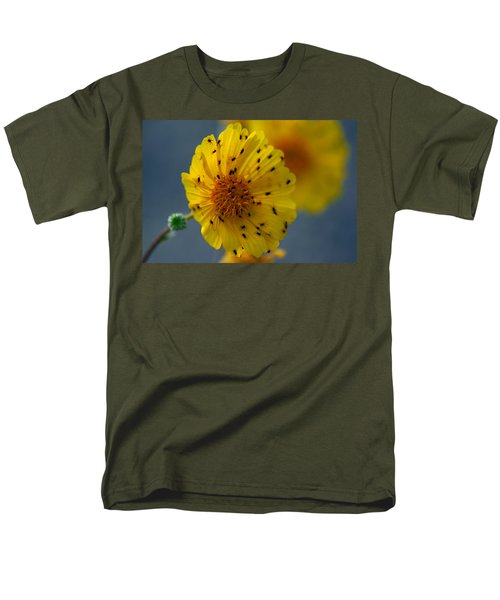 Death Valley Superbloom 102 Men's T-Shirt  (Regular Fit) by Daniel Woodrum