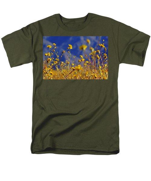 Death Valley Superbloom 505 Men's T-Shirt  (Regular Fit)