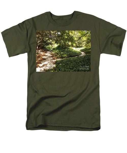 Decions Men's T-Shirt  (Regular Fit) by Erick Schmidt