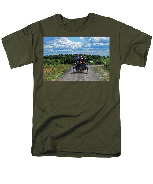 Delano Children Men's T-Shirt  (Regular Fit) by Paul Mashburn