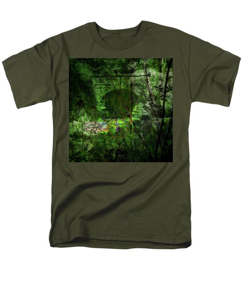 Delaware Green Men's T-Shirt  (Regular Fit)