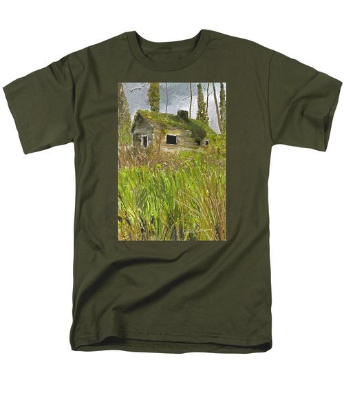 Deserted Men's T-Shirt  (Regular Fit) by Dale Stillman