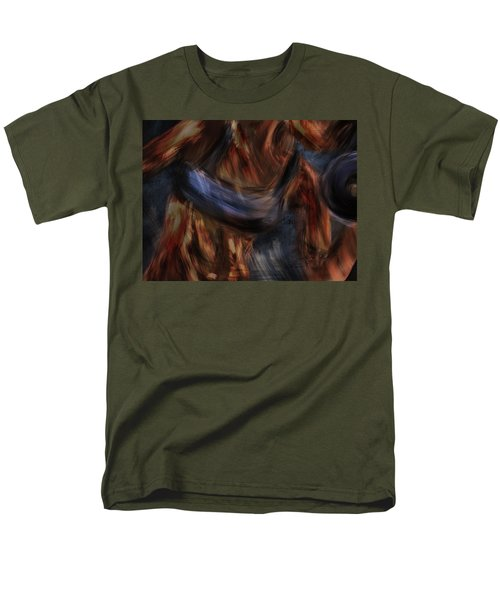 Determination Men's T-Shirt  (Regular Fit) by Dani Abbott
