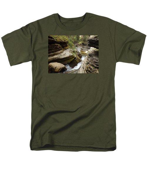 Devil's Bathtub Sd Men's T-Shirt  (Regular Fit) by James Peterson