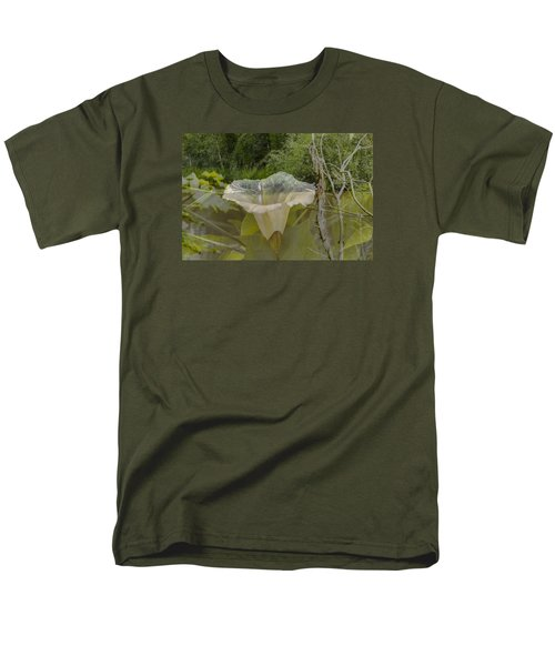 Men's T-Shirt  (Regular Fit) featuring the photograph Double by Leif Sohlman