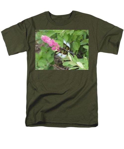 Draggin The Line Men's T-Shirt  (Regular Fit) by Marie Neder