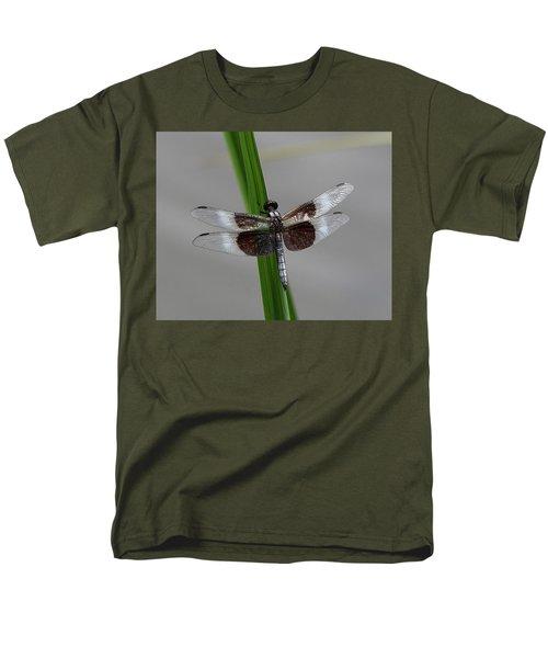 Dragon Fly Men's T-Shirt  (Regular Fit) by Jerry Battle