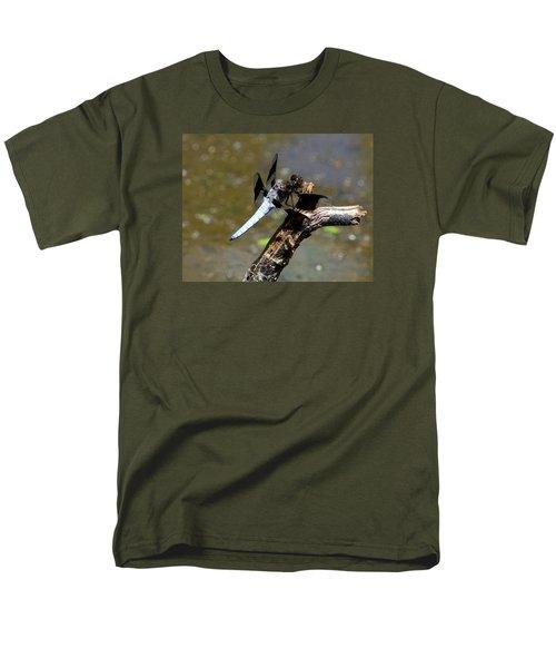 Dragonfly Men's T-Shirt  (Regular Fit) by Kathy Eickenberg