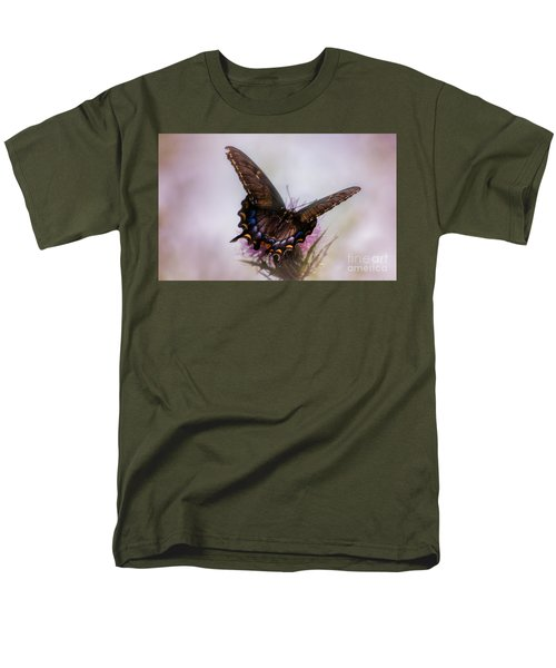 Dream Of A Butterfly Men's T-Shirt  (Regular Fit) by Rima Biswas