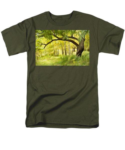 Dream On Men's T-Shirt  (Regular Fit)