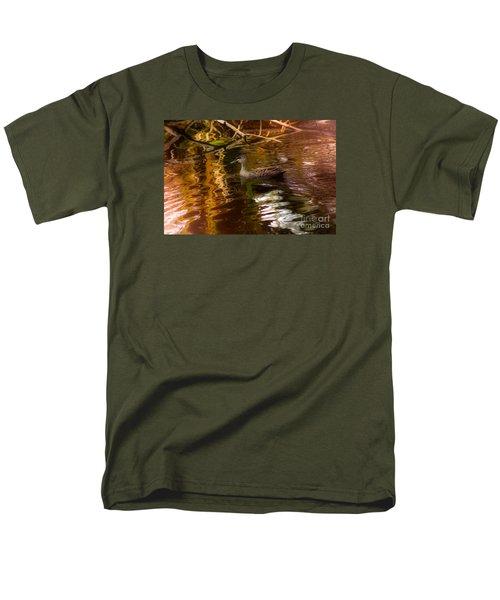 Duck Men's T-Shirt  (Regular Fit) by Cassandra Buckley