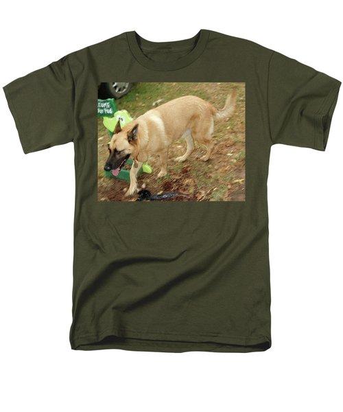 Duke Men's T-Shirt  (Regular Fit) by Jerry Battle