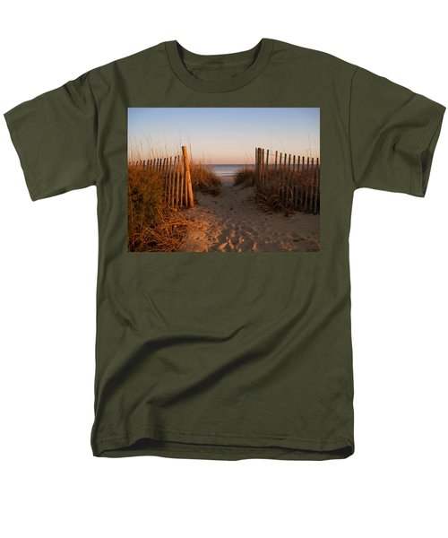 Early Morning At Myrtle Beach Sc Men's T-Shirt  (Regular Fit)