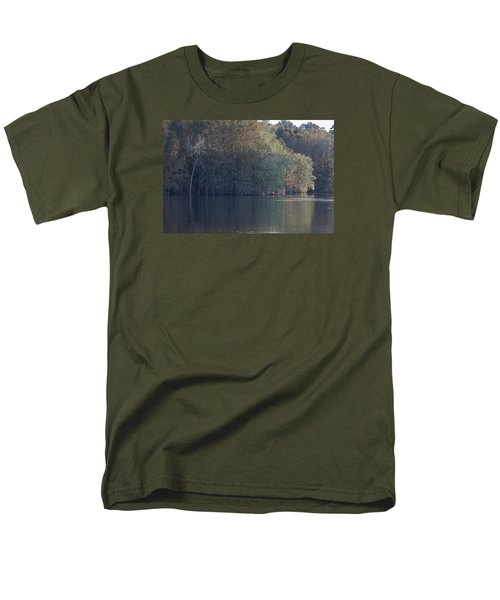 Early Morning Cove - Lake Marion Men's T-Shirt  (Regular Fit) by Suzanne Gaff