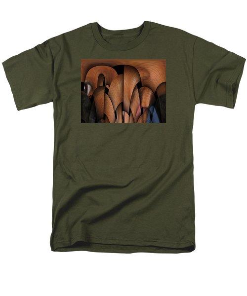 Effects Of Loving Men's T-Shirt  (Regular Fit) by Cedric Hampton