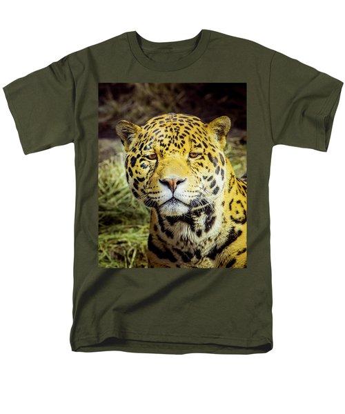 El Santo Men's T-Shirt  (Regular Fit) by Janis Knight