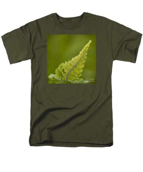 Elegant Fern. Men's T-Shirt  (Regular Fit) by Clare Bambers