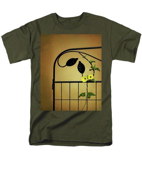 Men's T-Shirt  (Regular Fit) featuring the photograph Embrace by Tom Mc Nemar