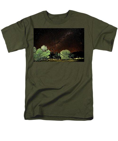Emu Rising Men's T-Shirt  (Regular Fit) by Paul Svensen