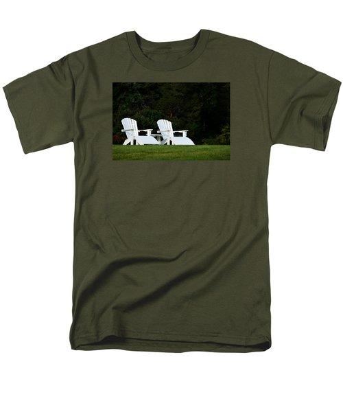 End Of Season I Men's T-Shirt  (Regular Fit) by Richard Ortolano