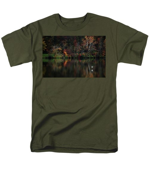 Evening On The Lake Men's T-Shirt  (Regular Fit) by Rowana Ray