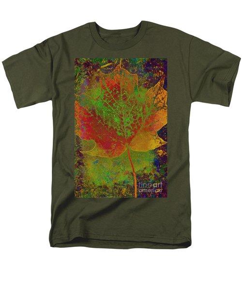Evolution Of Life Men's T-Shirt  (Regular Fit) by Deborah Benoit
