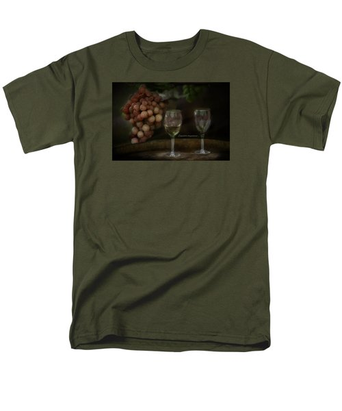 Men's T-Shirt  (Regular Fit) featuring the photograph Expedite Happiness by Robin-Lee Vieira