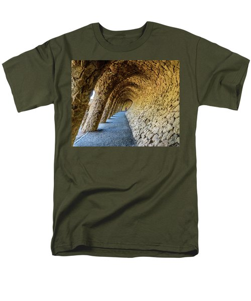 Men's T-Shirt  (Regular Fit) featuring the photograph Explorer by Randy Scherkenbach